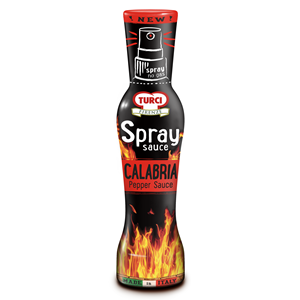 Turci Spraysaus med chilismak 140 ml